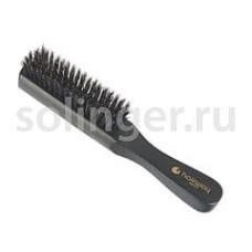 Щетка для волос на деревянной основе Hairway 5-рядная